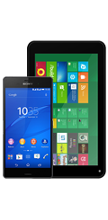 Sony Xperia Z3 and Tablet tec 7