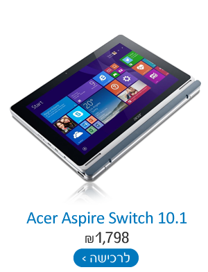 Acer Aspire Switch 10.1 ����� 1798 �� ������ ��� ���