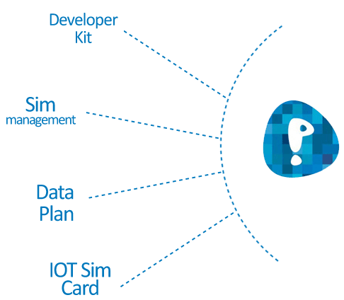 Pelephone Developer Kit, Sim management, Data Plan, IoT Sim Card