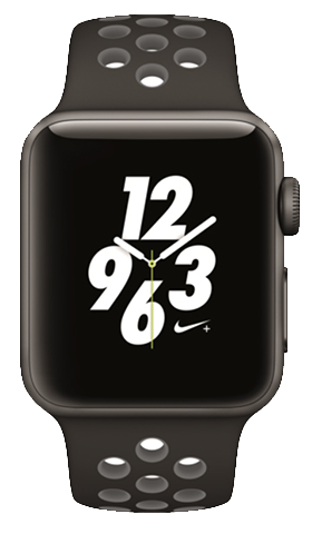 Apple Watch Nike Series 3, 42mm Space Grey