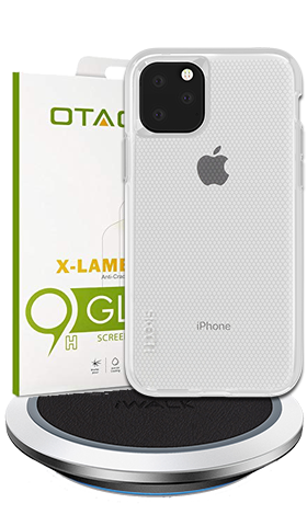 ערכת אביזרים iPhone PRO MAX Premium-Pack