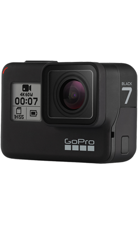 1.1.704.149.01 - GoPro Hero 7 Black - מלפנים