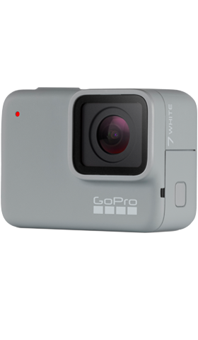 1.1.704.150.01 - GoPro Hero 7 White - מלפנים