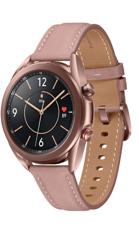 שעון Samsung Galaxy eSim Watch 3 LTE Bronze 41mm